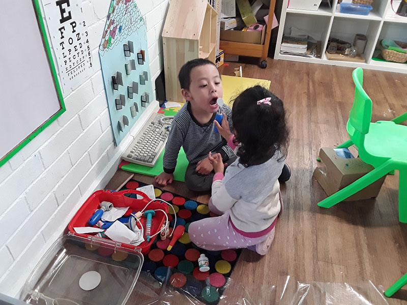 Kangaroos Early Learning Program