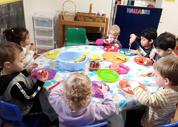 Wallabies Childcare Program